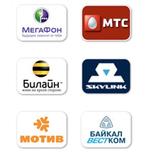 Операторы сотовой связи Учалов