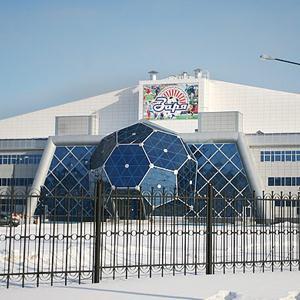 Спортивные комплексы Учалов
